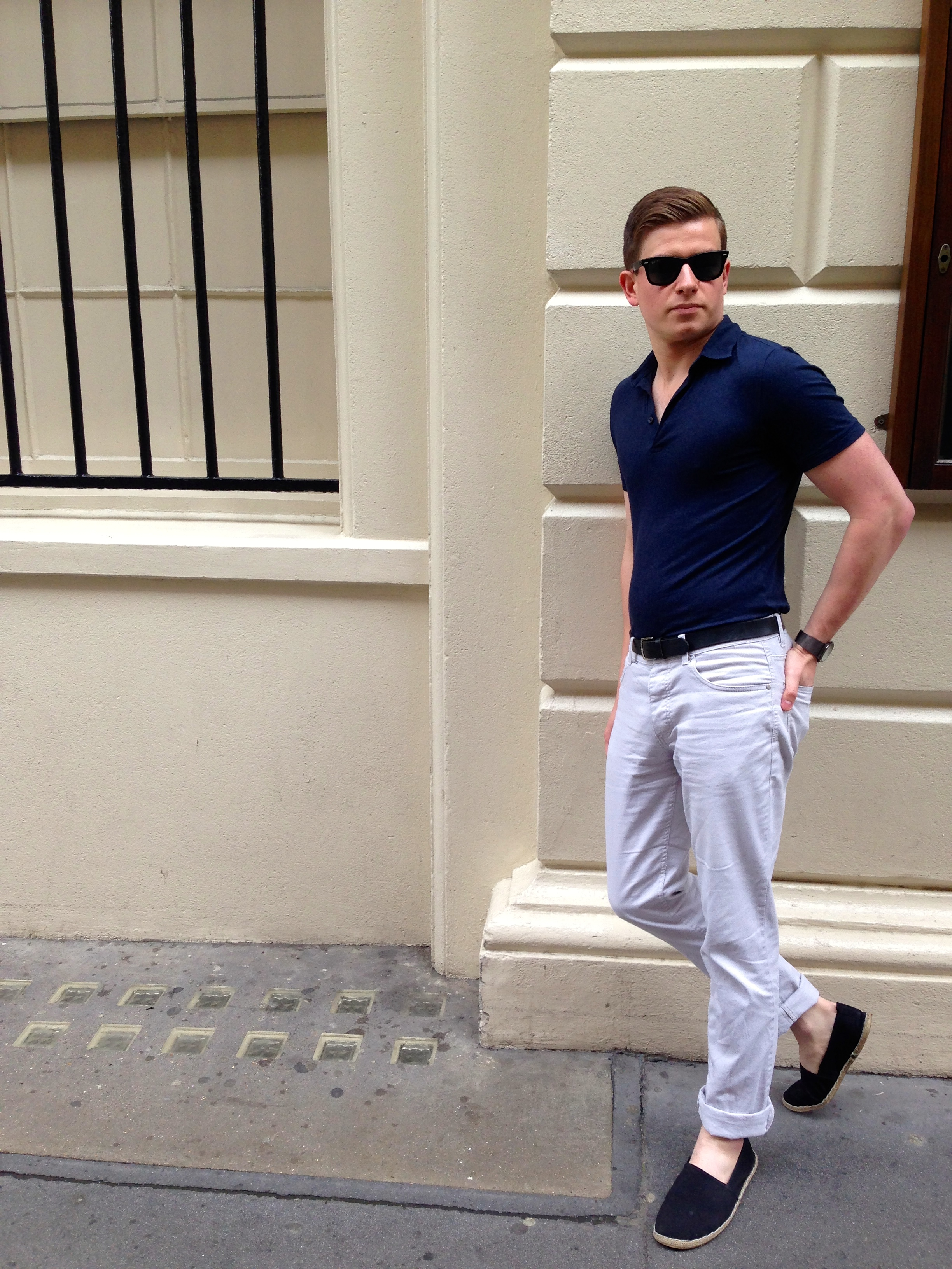What A Gent's Wearing: Casual Italian Style | The Male Stylist