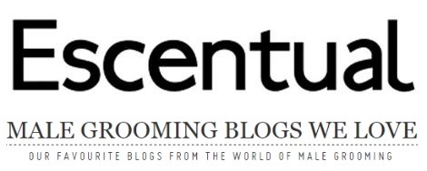 Escentual - Male Grooming Blogs We Love