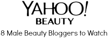Yahoo Beauty: 8 Male Beauty Bloggers to Watch